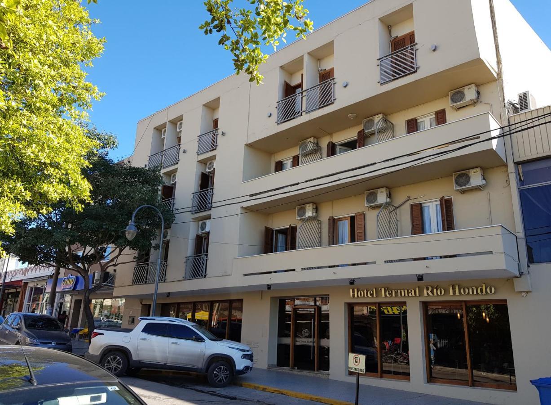 Hotel Termal Rio Hondo Termas De Río Hondo Argentina