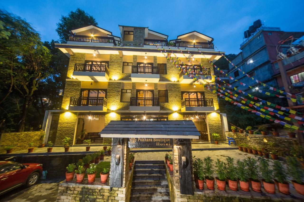Отель  Pokhara Boutique Hotel