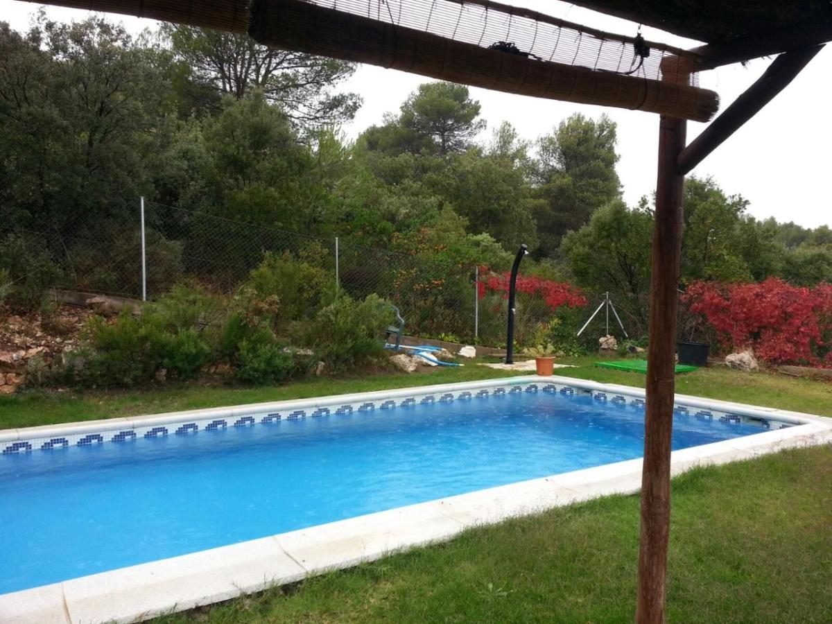 Дом для отпуска  Casa Rural Lago Bolarque
