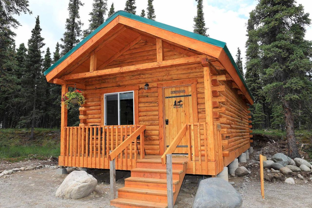 Дома для отпуска  Denali Tri-Valley Cabins