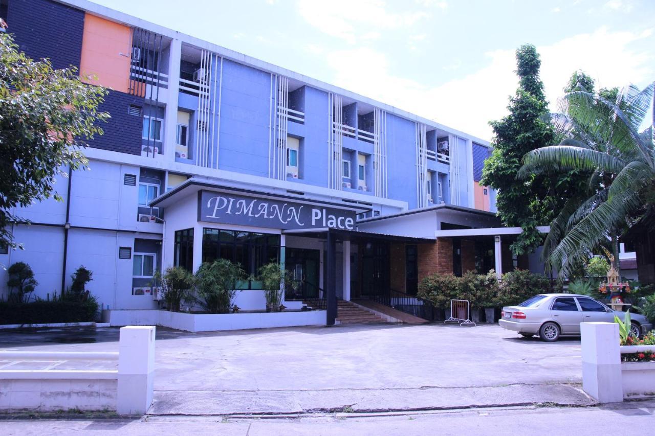 Отель  Pimann Place Hotel
