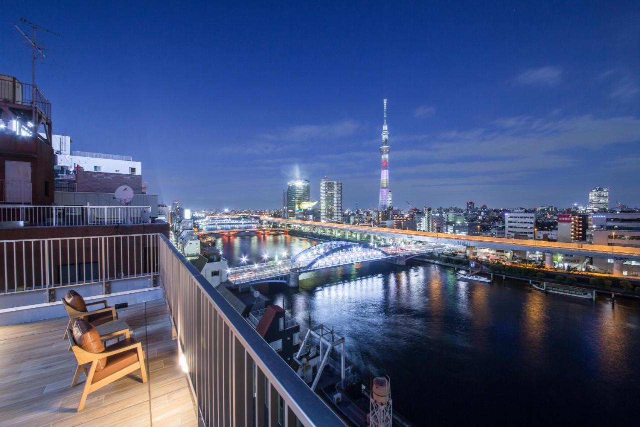 記念日におすすめのホテル・ホテル アマネク 浅草駅前の写真1
