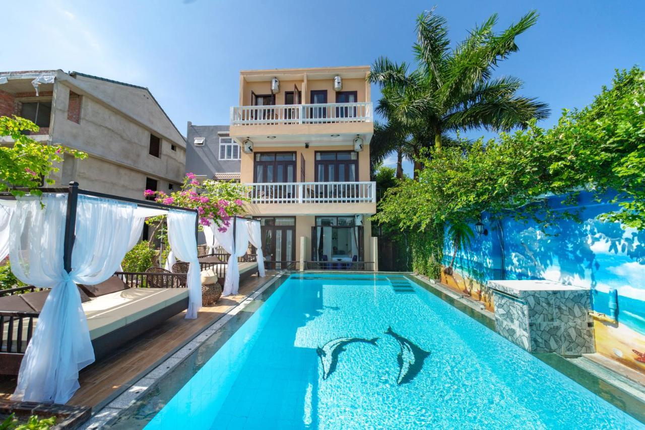 Отель  VIP Garden Hotel Hoi An