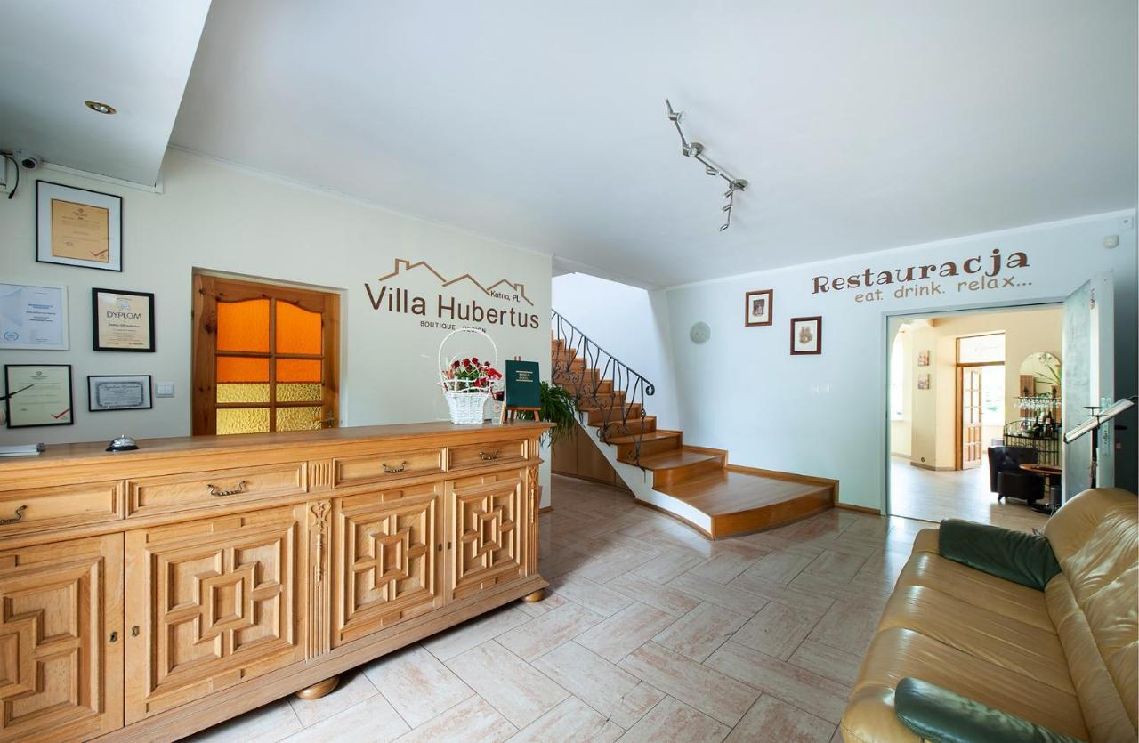 Отель  Hotel Villa Hubertus Kutno  - отзывы Booking