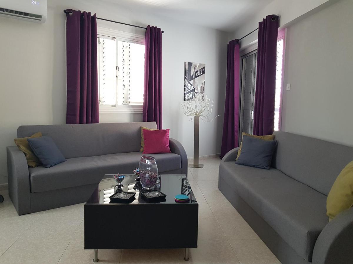 Апартаменты  Luxury Modern Apartment Paralimni
