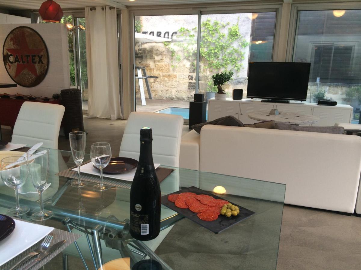 Prix Beton Ciré Sol loft avec piscine centre ville, bordeaux, france - booking