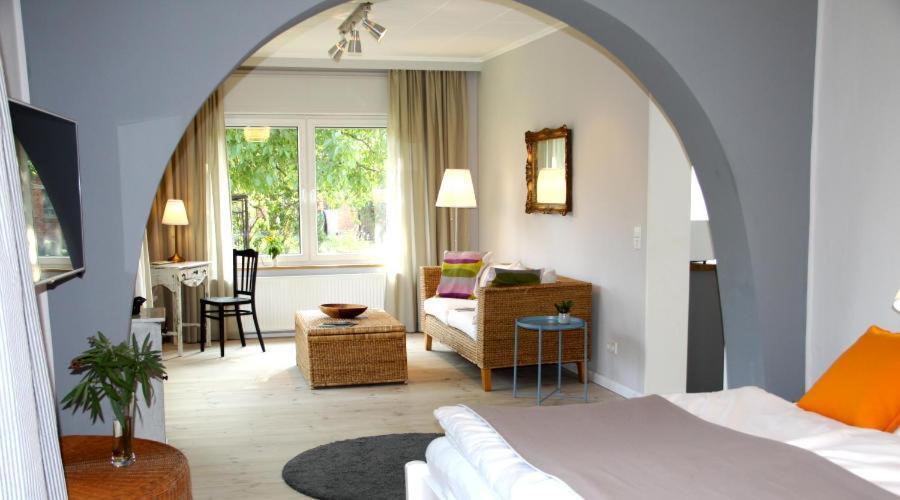 Апартаменты/квартиры  Gülitzer Landhaus