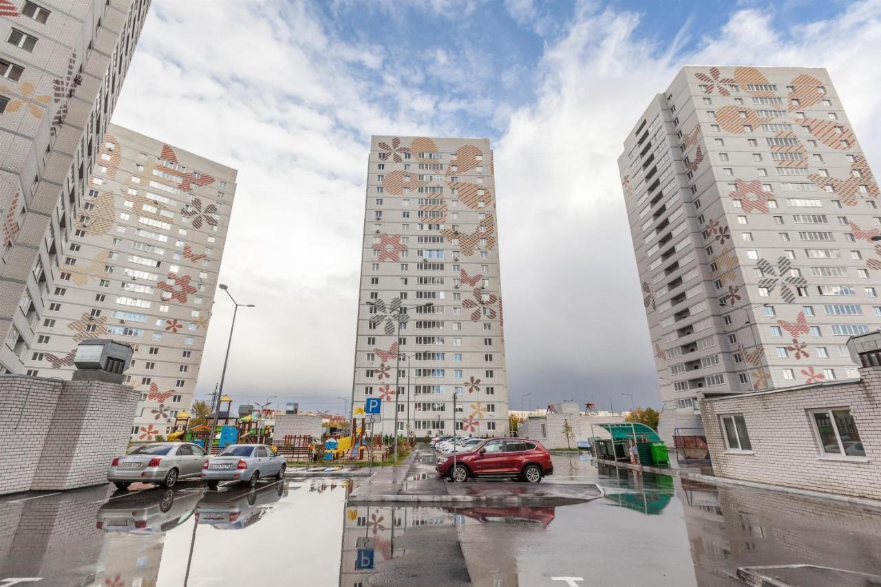 Апартаменты  Однокомнатная квартира в новостройке недалеко от аэропорта