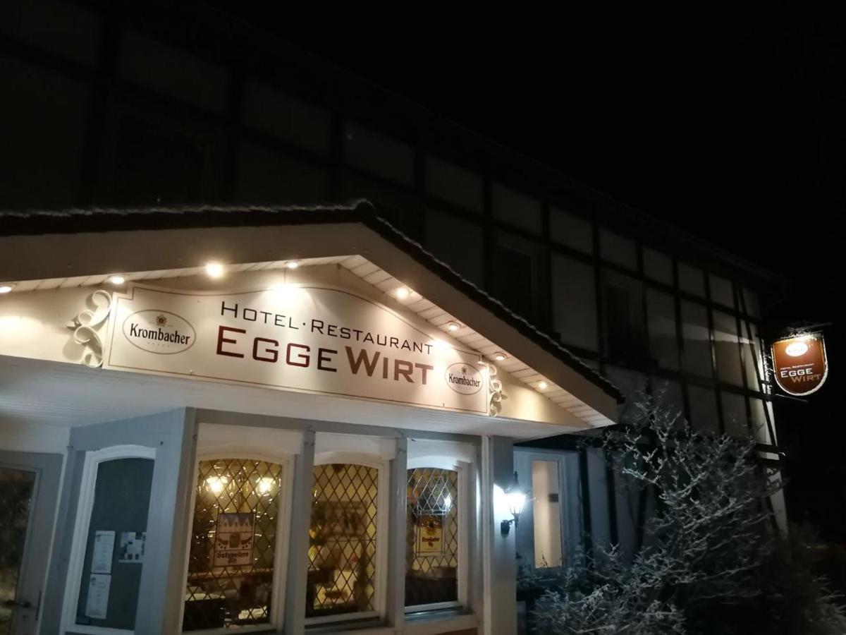 Отель Hotel Egge Wirt