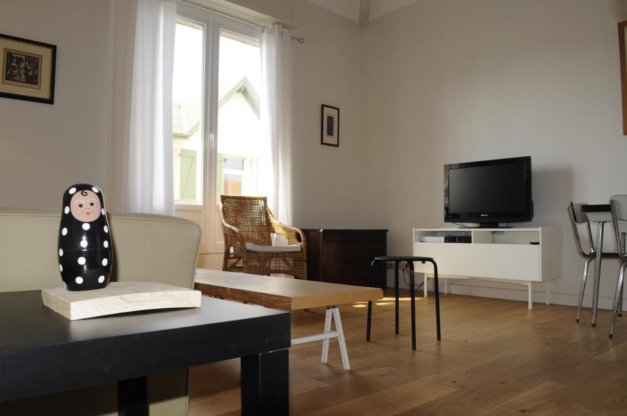 Апартаменты/квартира  Appartement Côte Des Basques