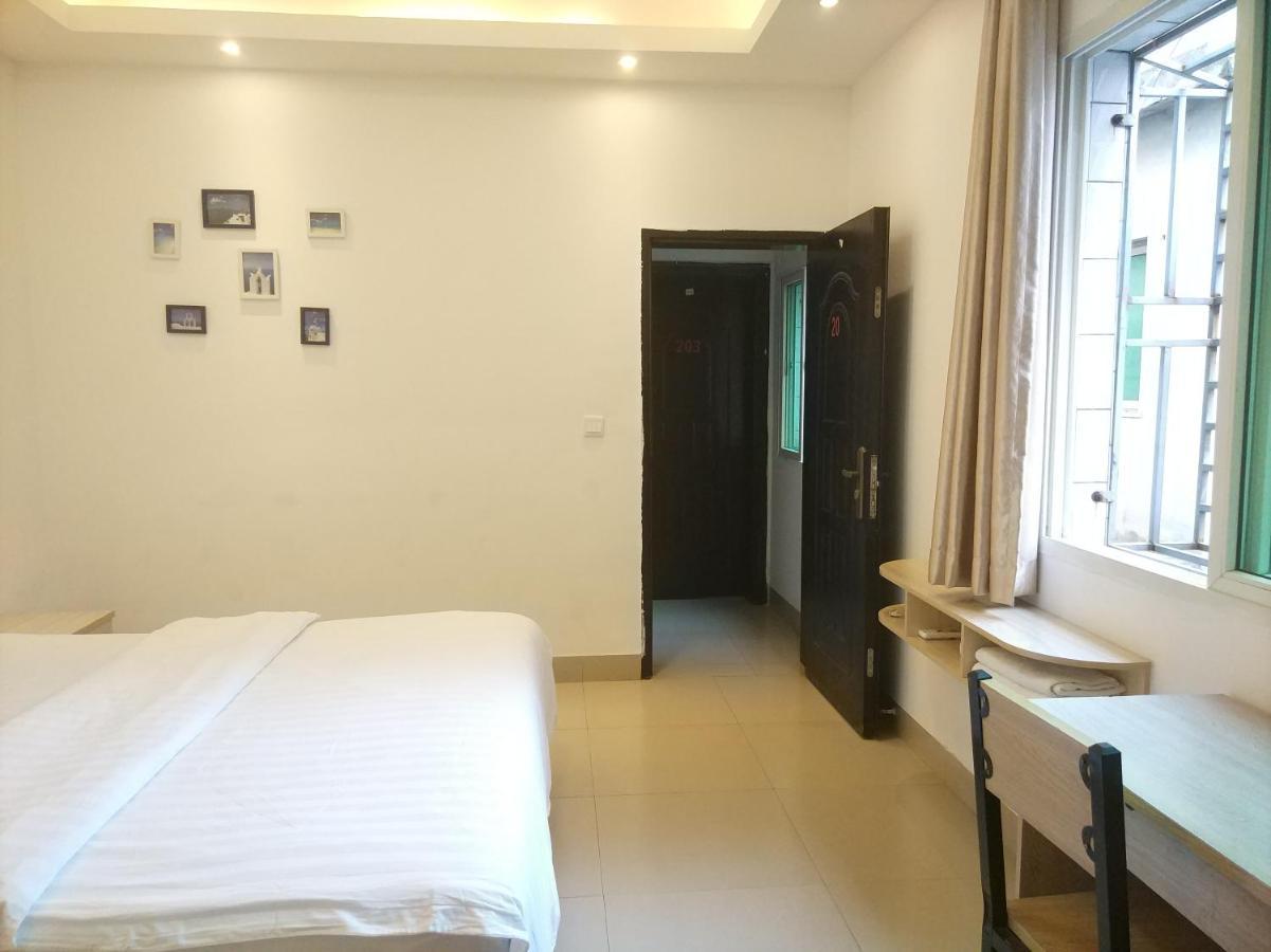 Апартаменты  Haixuan Apartment