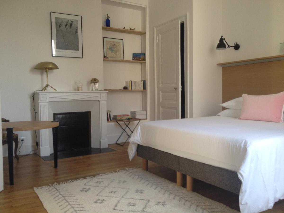 Отель типа «постель и завтрак»  La Traversière-Chambre D'hôtes