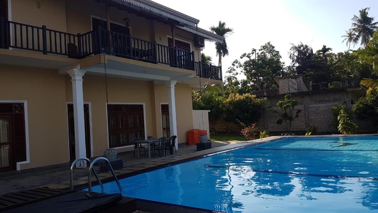 Вилла  Sano Rich Lagoon Villa