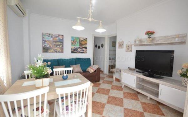 Апартаменты Apartamento Anita Conil
