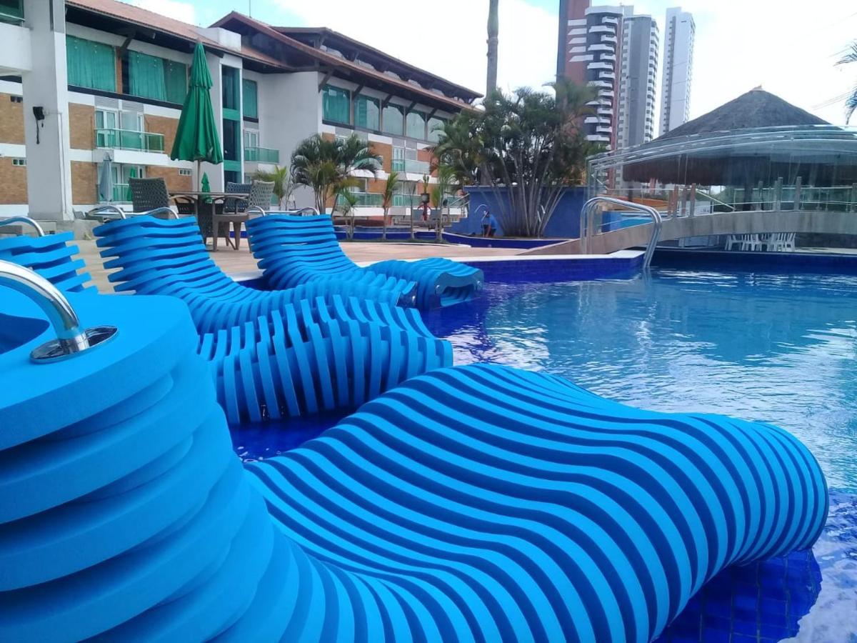 Отель Отель Hotel Village Premium Campina Grande