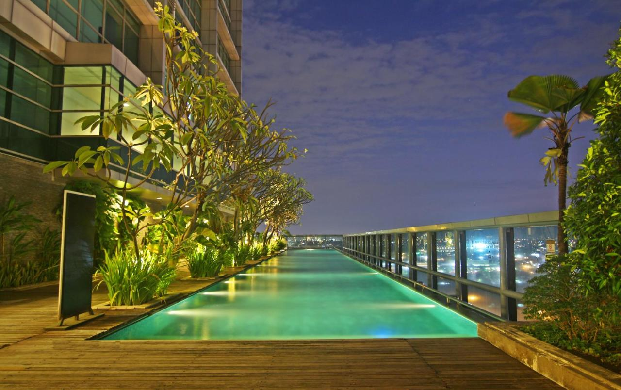 Апартаменты  Apartment 2608 At Aryaduta Residence Surabaya