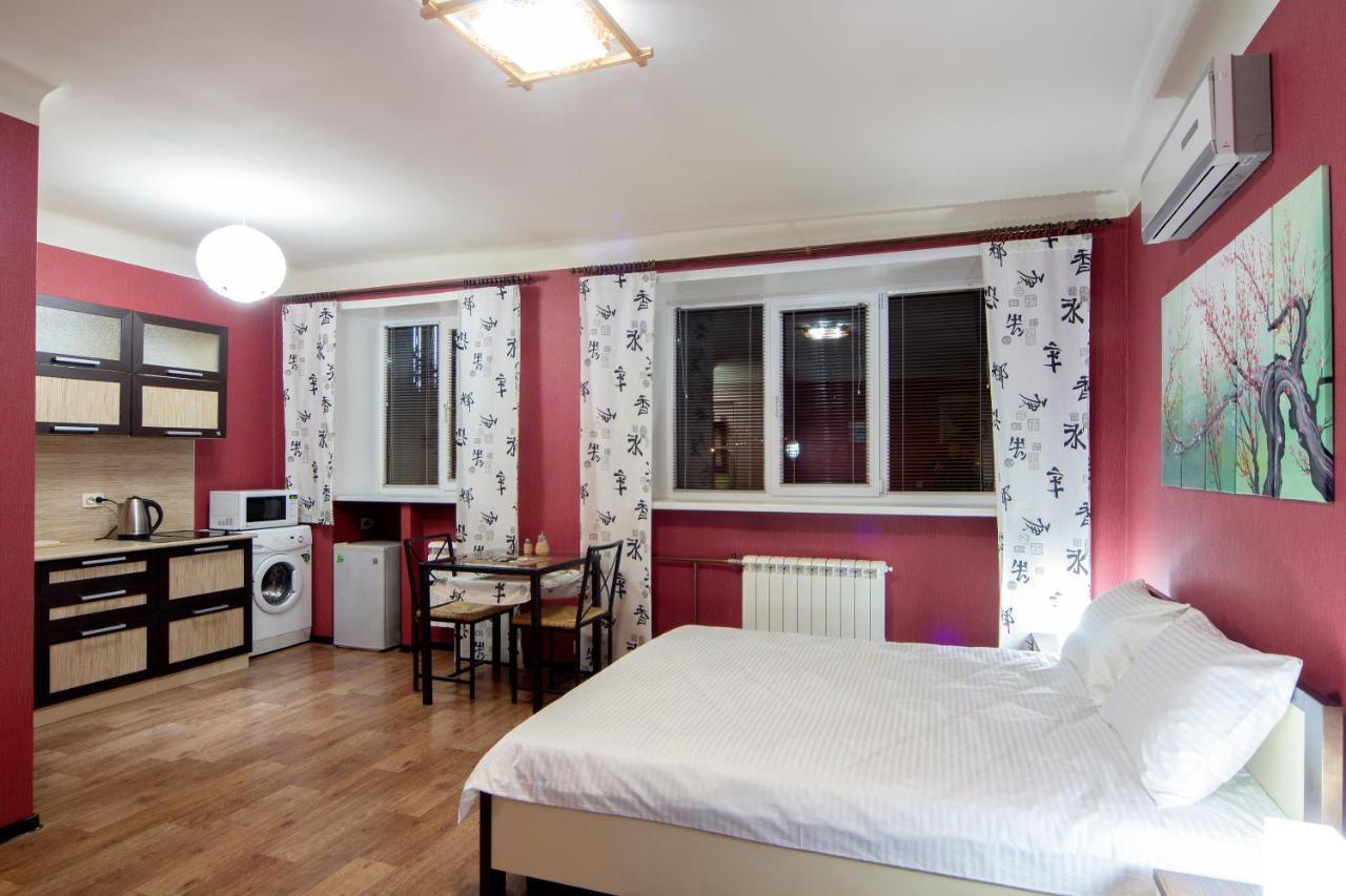 Фото  Апартаменты/квартира  Люкс-24 квартира с джакузи на Профсоюзов 27