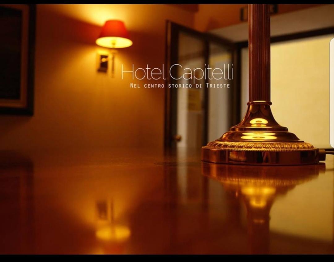 Отель  Hotel Capitelli
