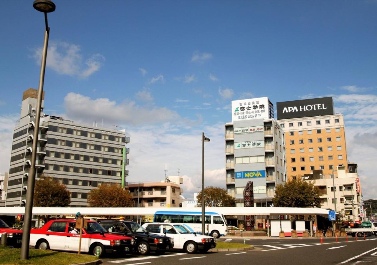 記念日におすすめのホテル・アパホテル 鹿児島中央駅前の写真1