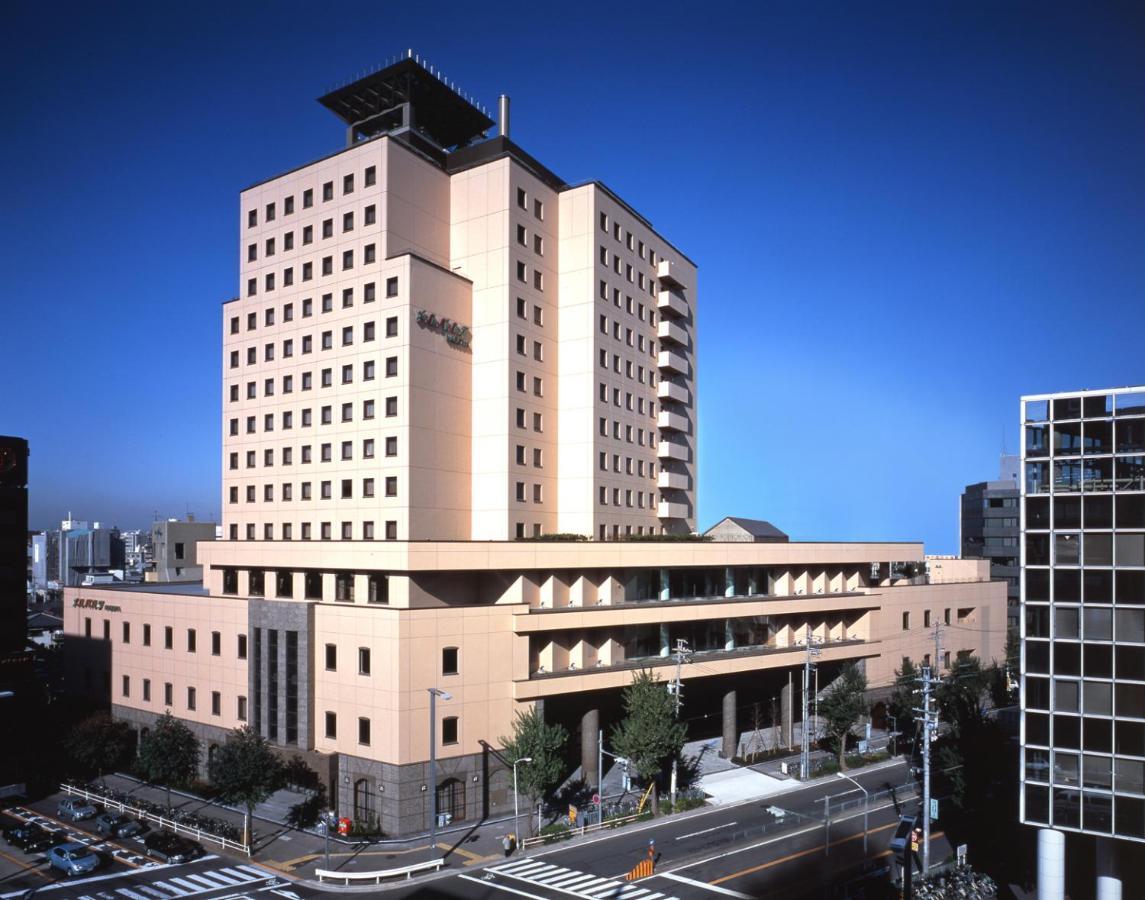 記念日におすすめのホテル・ホテル メルパルク 名古屋の写真1