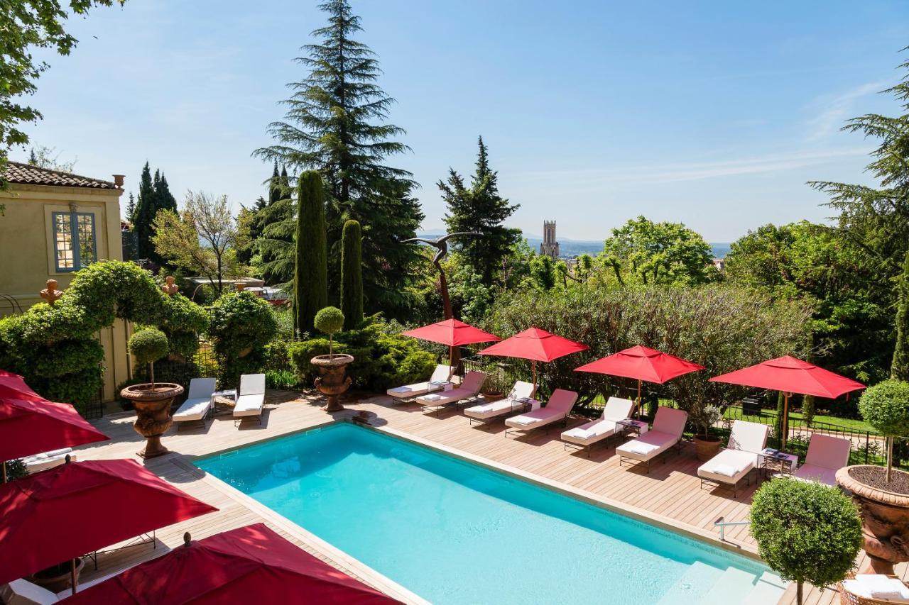 Villa Gallici Hotel Spa Aix En Provence France Booking Com