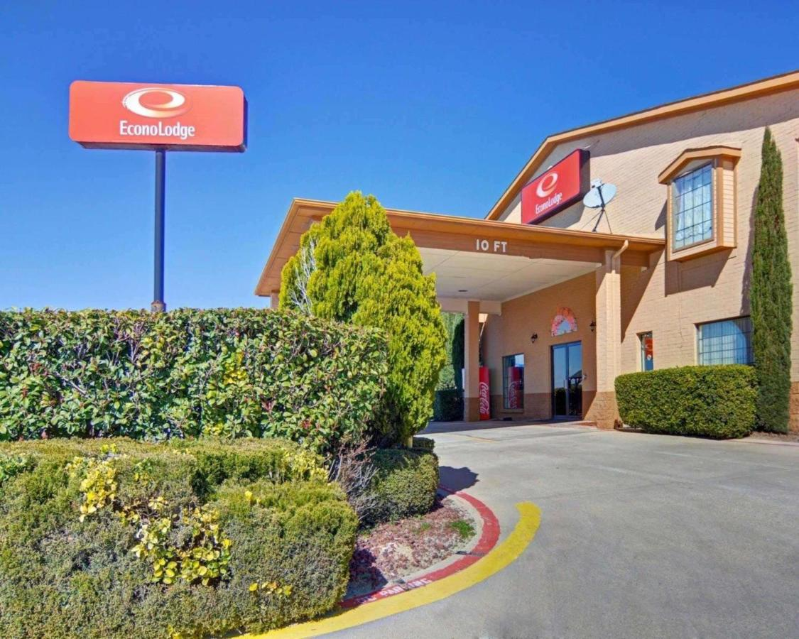 Отель Econo Lodge Decatur