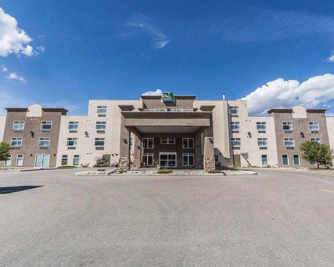 Отель  Quality Inn & Suites Hinton