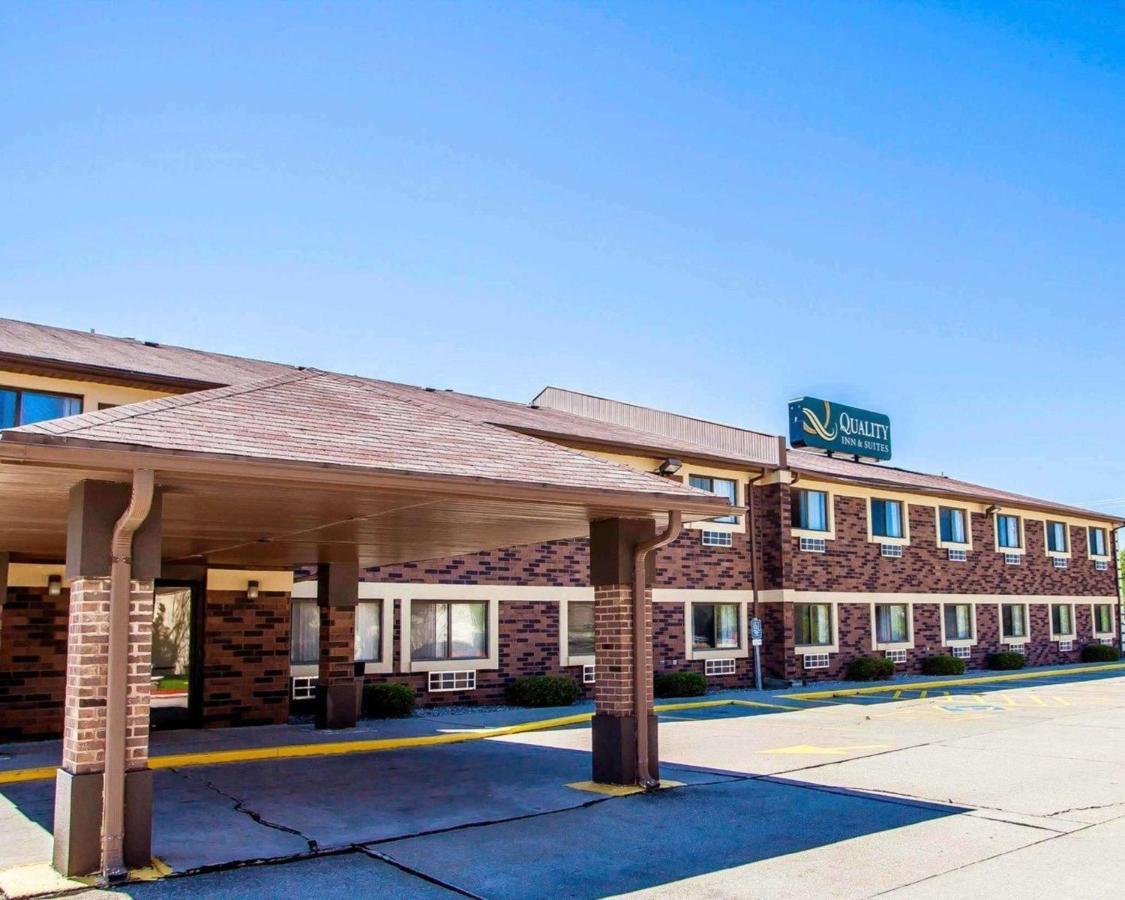 Отель  Отель  Quality Inn & Suites Champaign