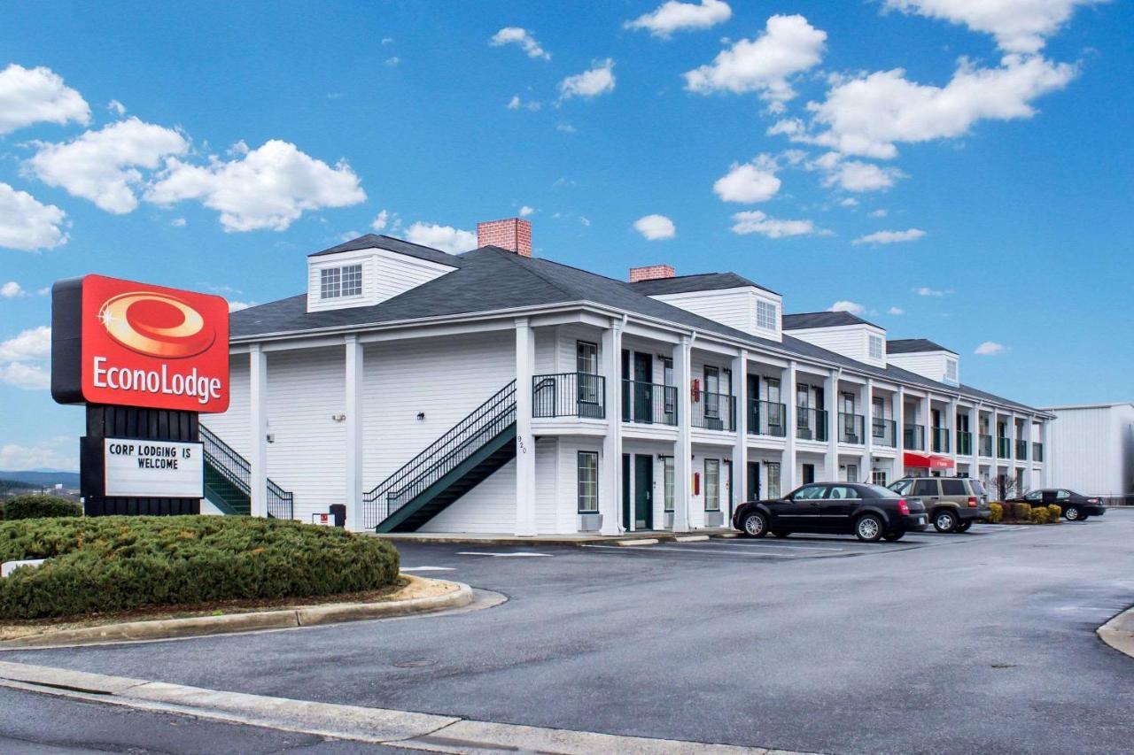 Отель  Отель  Econo Lodge Greenville