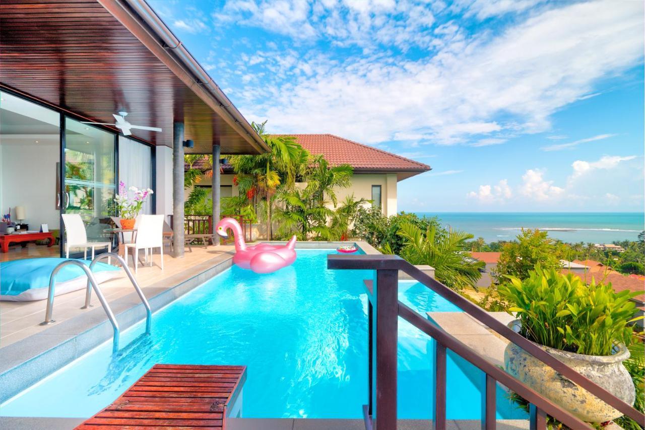 Вилла  Kan Panorama Seaview Villa