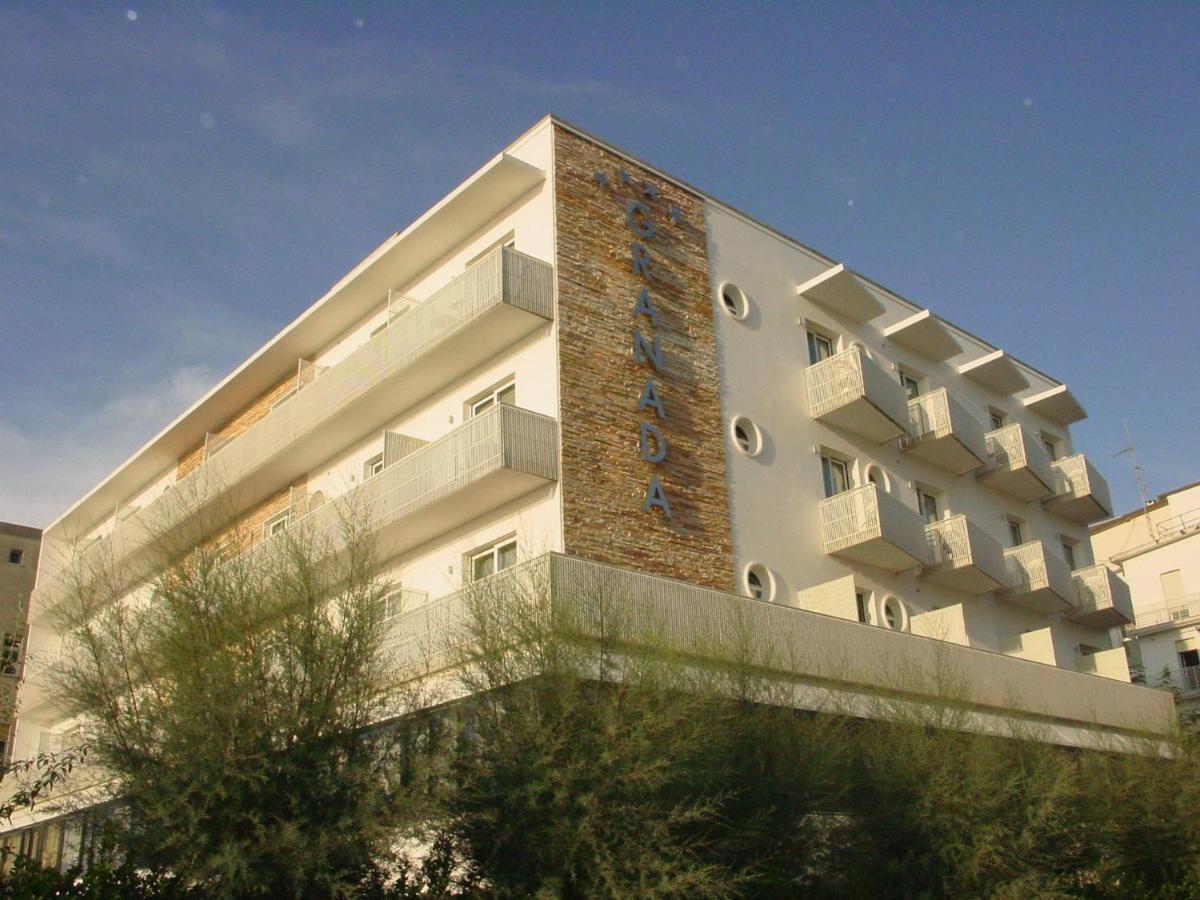 Отель  Hotel Granada