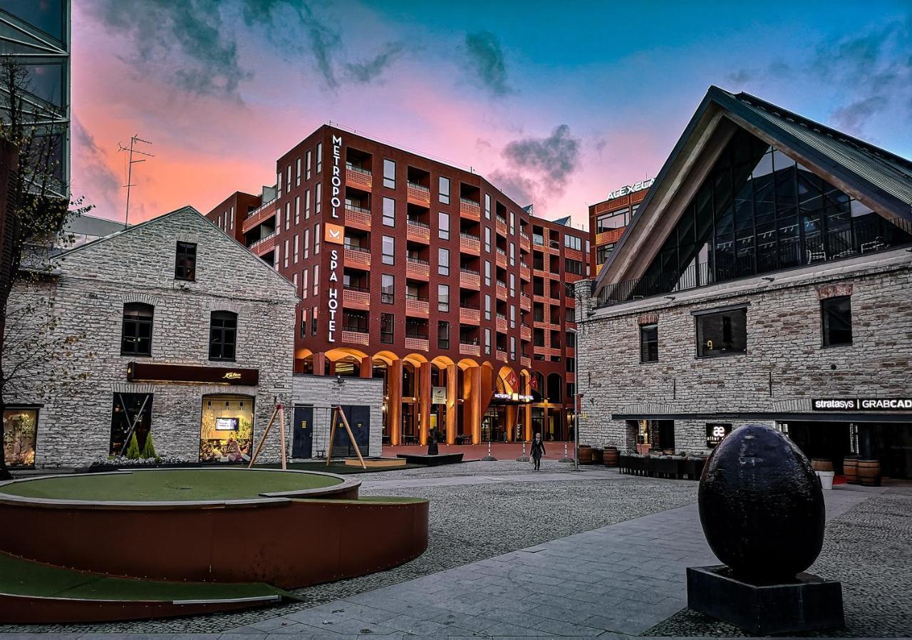 Отель  Metropol Spa Hotel