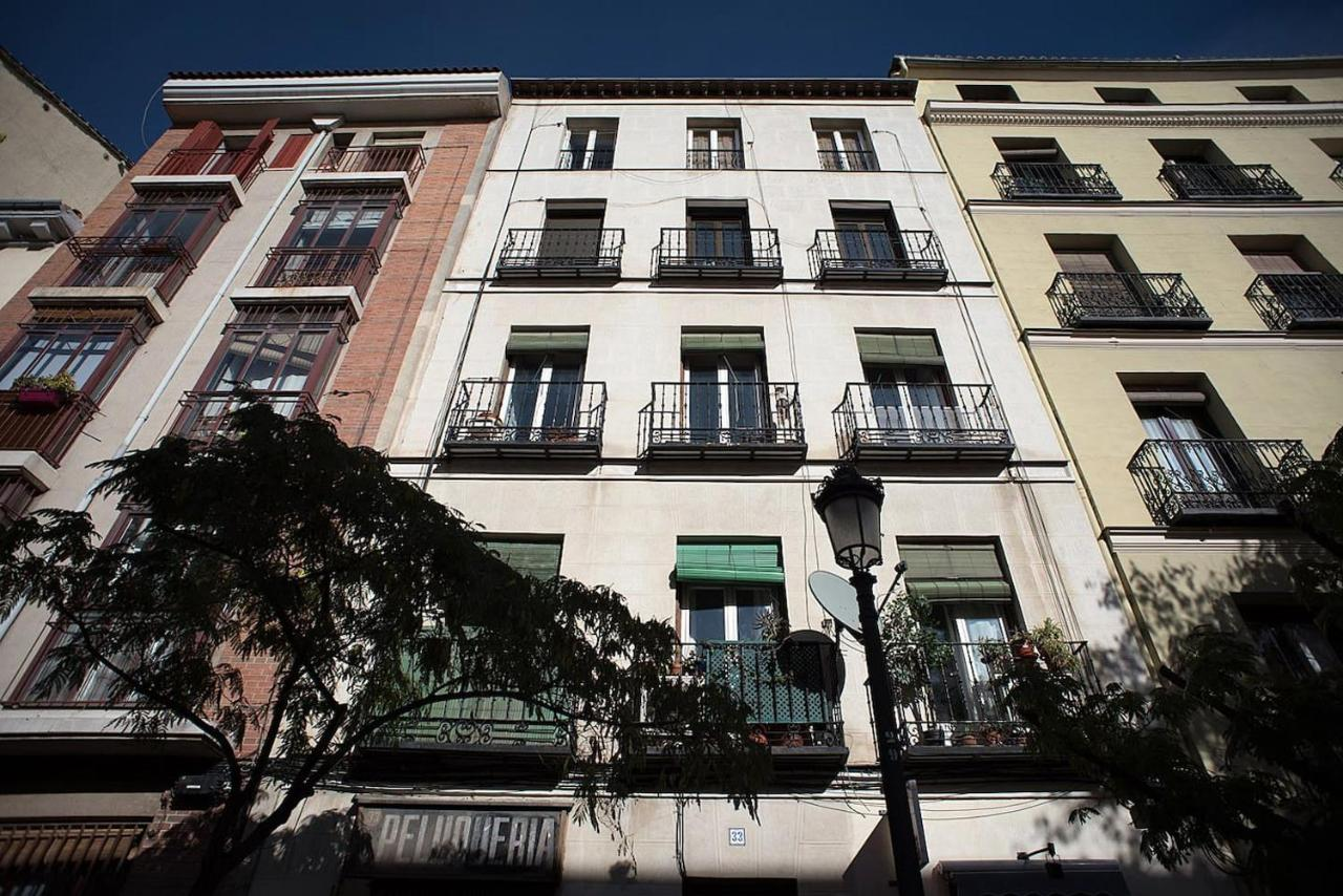 Apartamento Acogedor Y Silencioso En El Centro Madrid