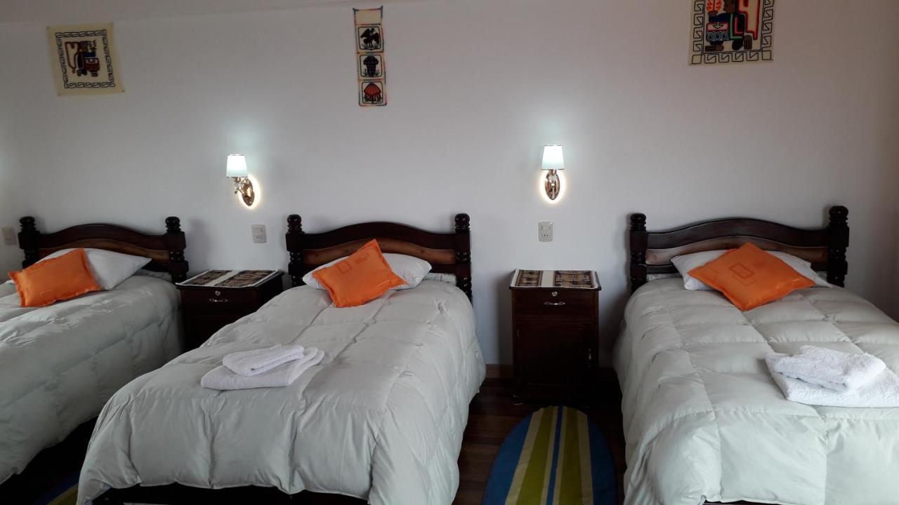 هتل Hostal Jallalla