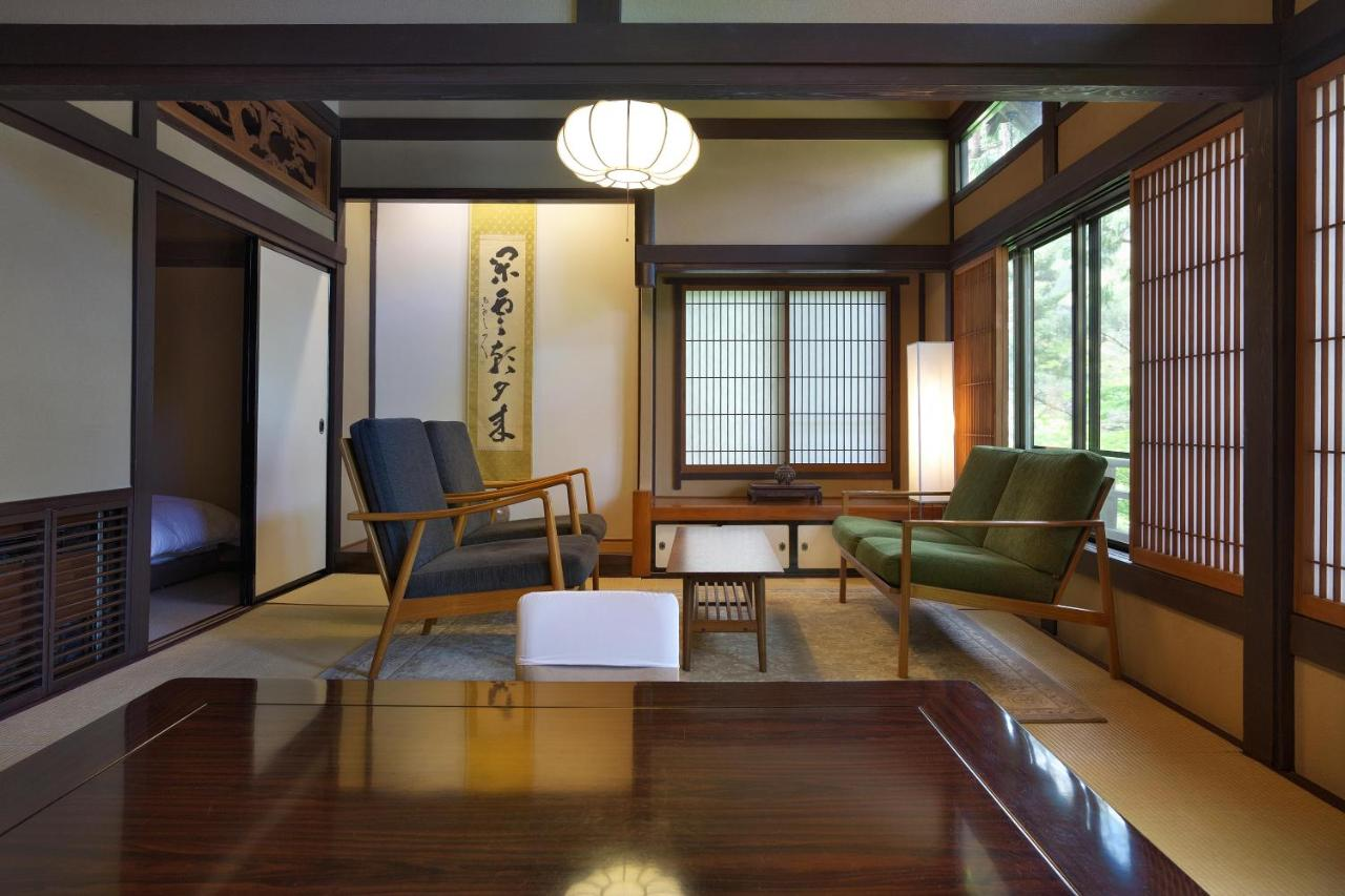 記念日におすすめのレストラン・積善館 佳松亭・山荘の写真3