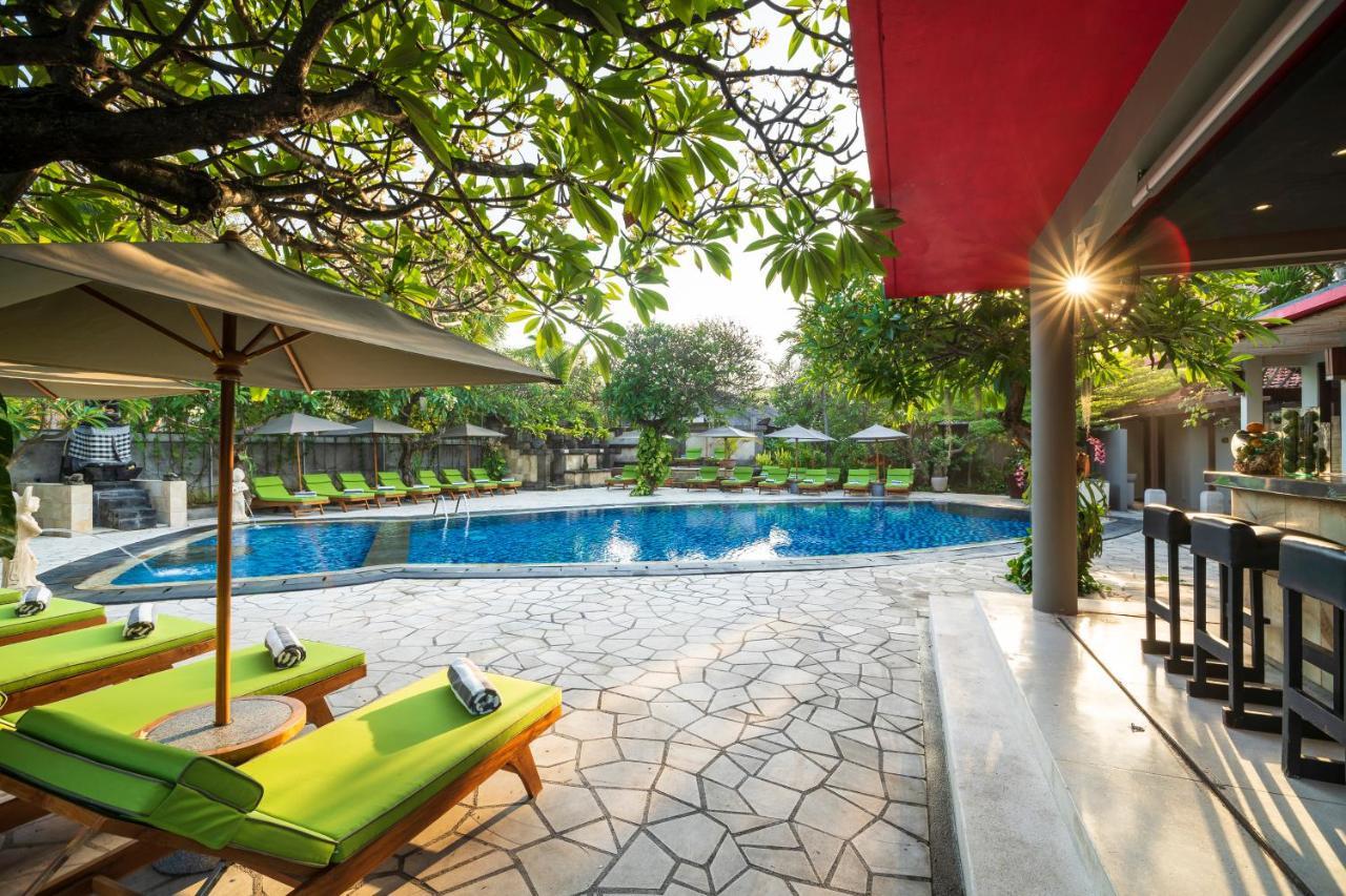 Курортный отель  Kuta Seaview Boutique Resorts