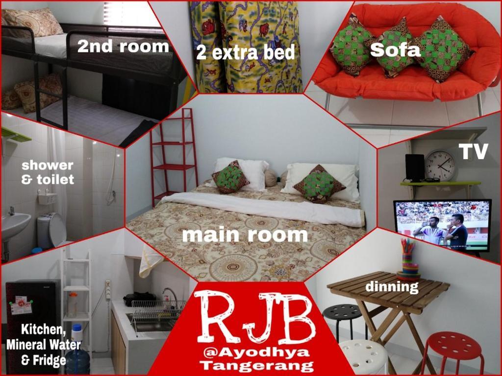 Апартаменты  RJB @Ayodhya Tangerang
