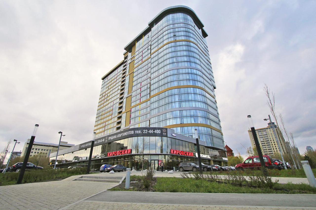 Апарт-отель  Огни Екатеринбурга