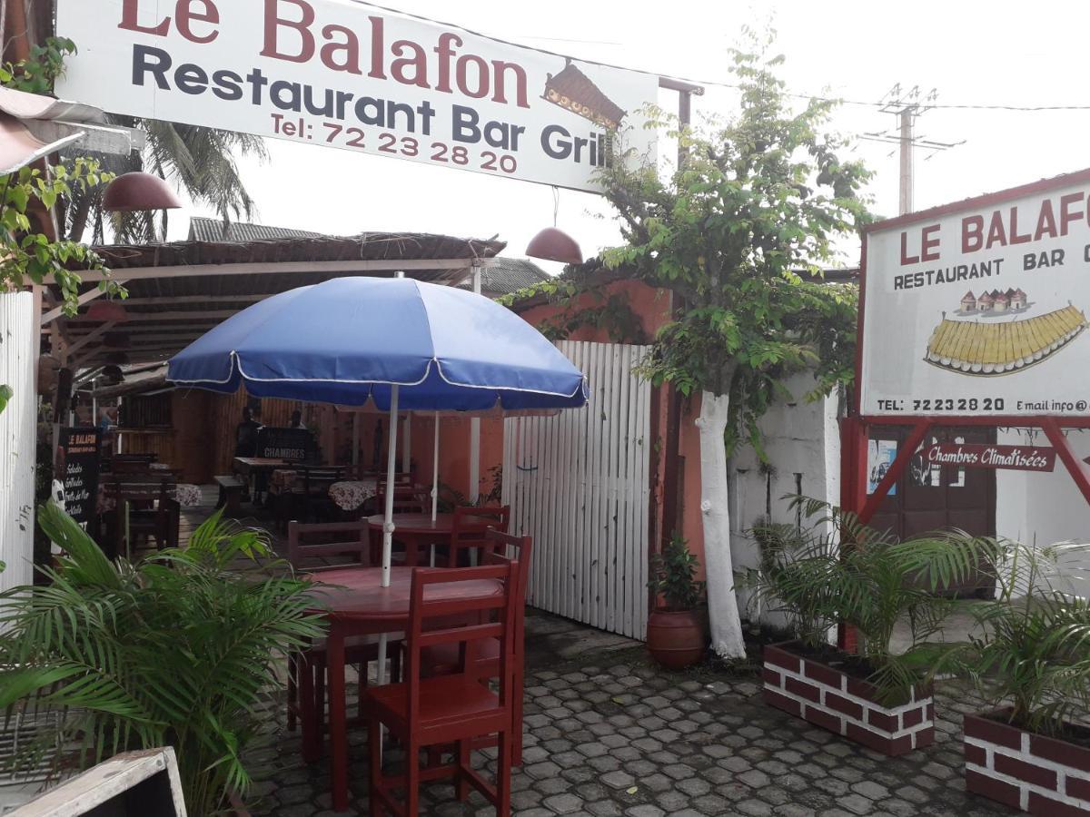 Auberge Le Balafon