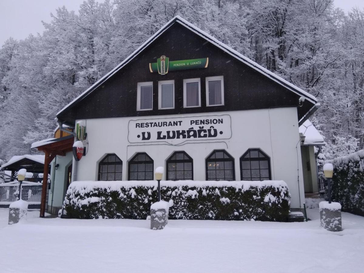 Гостевой дом  Penzion U Lukáčů