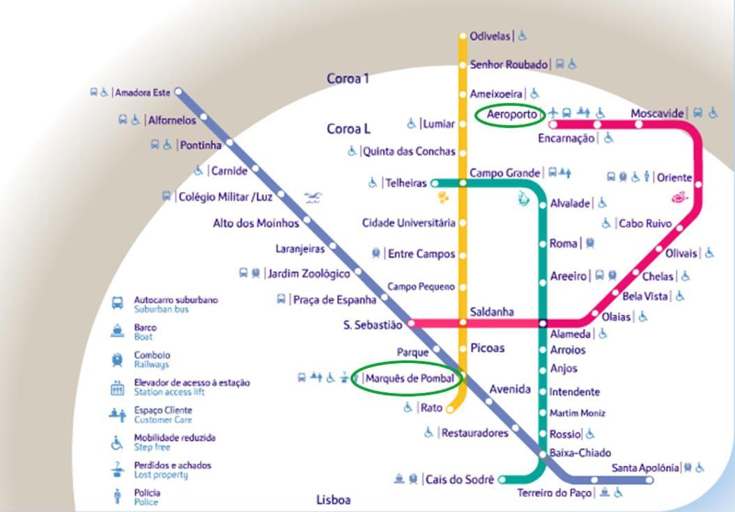 A Ponte Marques De Pombal Lisabona Prețuri Actualizate 2020