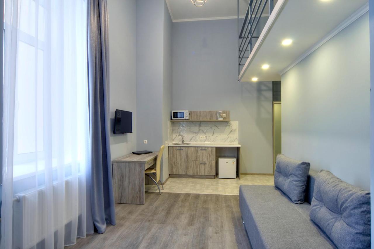 Отель  Отель  Grand Apartments