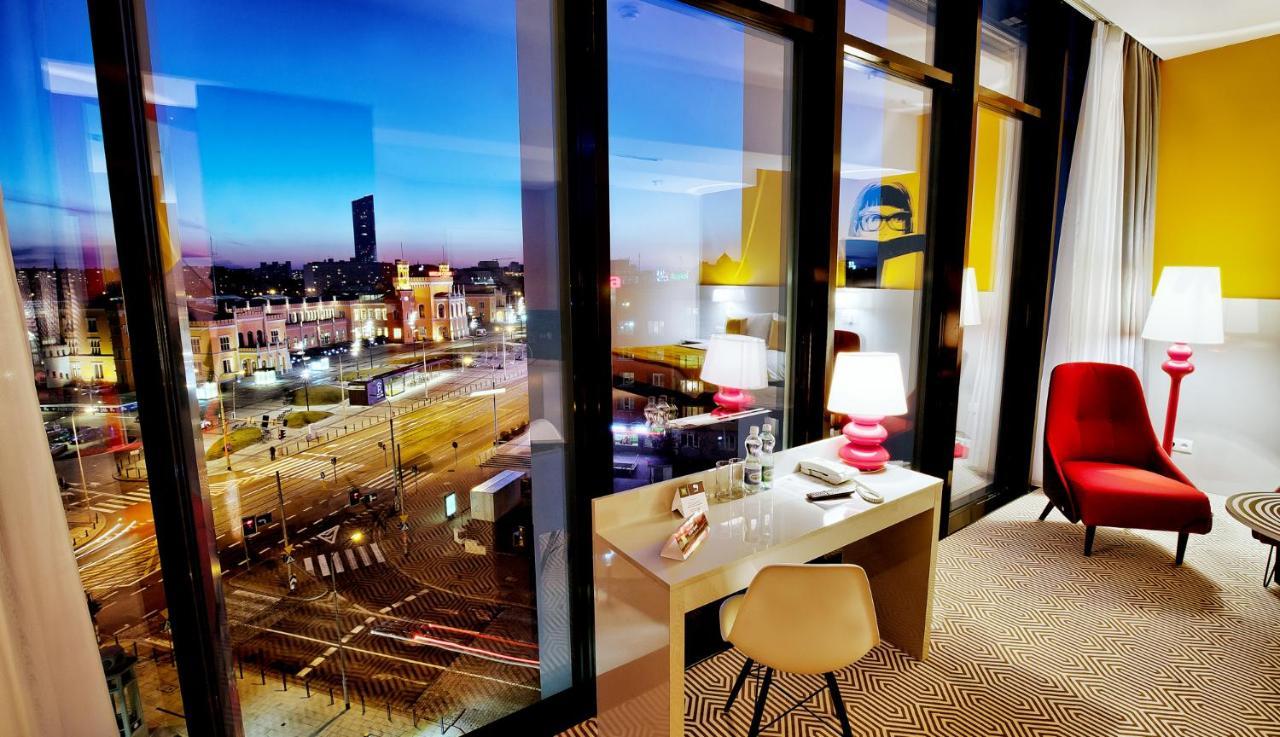 Отель  Ibis Styles Wroclaw Centrum