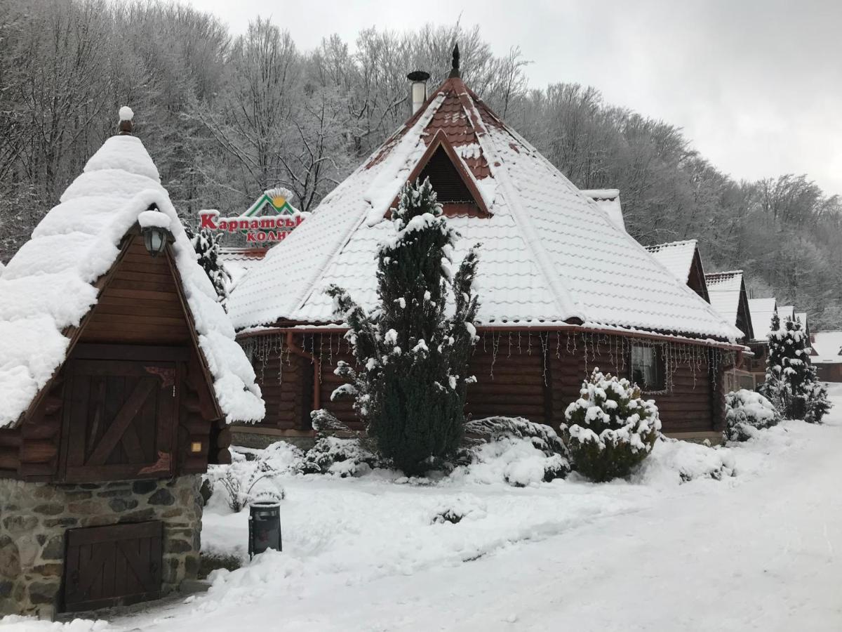 Мини-гостиница  Toursit Complex Polyana Kvasova