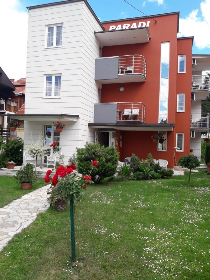 Апартаменты/квартиры Vila Paradi