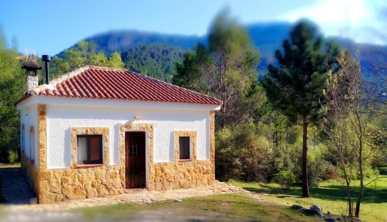 Загородный дом  Casa Rural En Aldea Cueva Ahumada