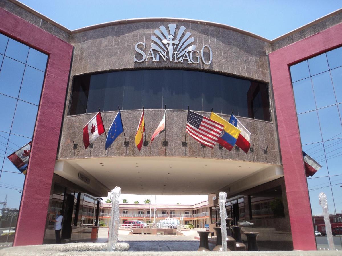 Hotel Santiago Plaza Hermosillo Mexico Booking Com