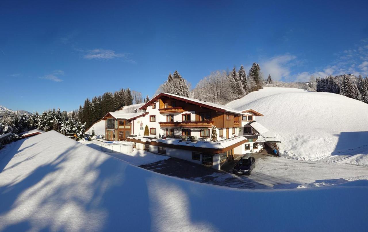 Ferienhaus am Gebraweg in Fieberbrunn in Tirol - Saalbach