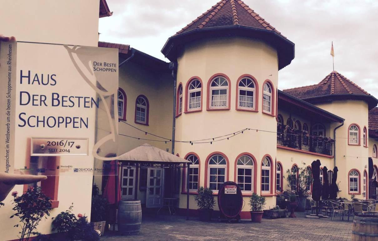 Отель  Weinschlößchen Im Weingut Roos