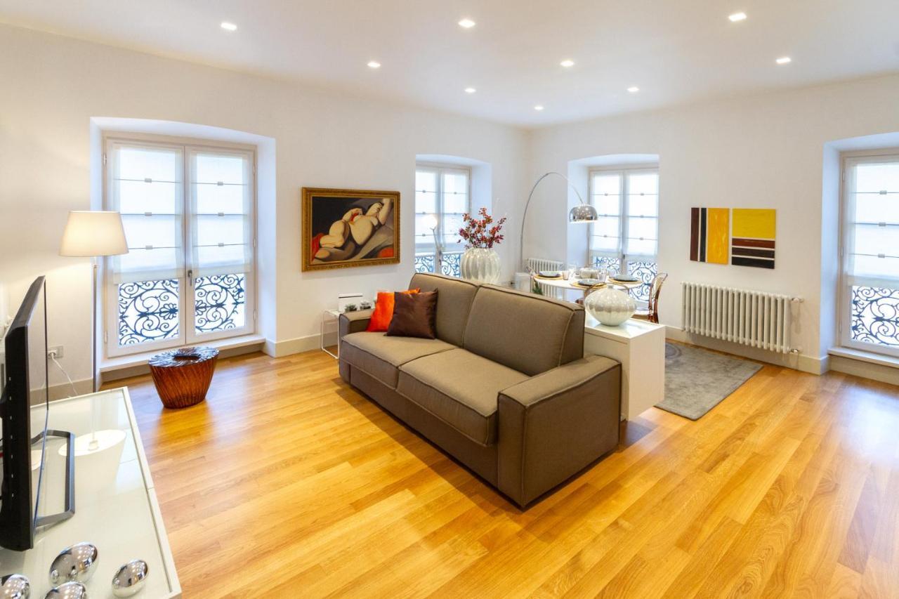 Дом для отпуска  Tergesteo Palace Suite
